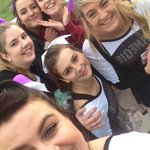 RT @CarnegieCheer: Walking to the stadium ready to perform! #LeedsVarsity #leedsbeckett http://t.co/1MC2tEvNeu