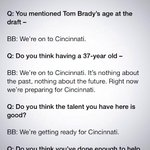 RT @ACorddry: Sums up this mornings press conference with Bill Belichick #Patriots http://t.co/lqHuUMbQBZ