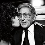 Im thrilled that @ladygaga and my CHEEK TO CHEEK is #1.  Lady, you are a beautiful artist! http://t.co/QOIzgEa00m
