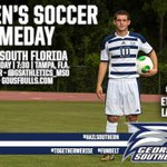 MSOC - Eages face South Flordia tonight at 7:30 p.m. #HailSouthern #FunBelt http://t.co/wlRGnHv2E2