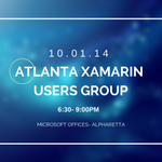 RT @atlxamarin: Are you ready for the #ATL @XamarinEvents meetup today?! Starts at 6:30pm & open to everyone http://t.co/3htwBiVMs6 http://t.co/j3KRtVCdHS