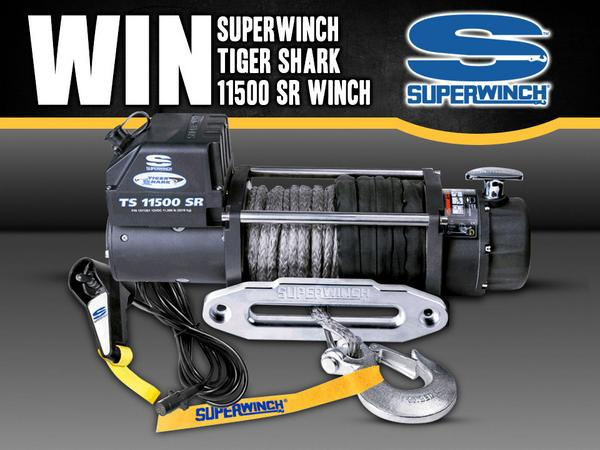 Retweet for a chance to WIN a @Superwinch Tiger Shark winch ($979.99 value!) http://t.co/A0QwWZp1rC #motorz @motorz http://t.co/GDG1bFnGTp