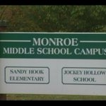 JUST IN: Sandy Hook Elementary School in CT evacuated after threat is called in. #wbz http://t.co/xZeVBdWb1K