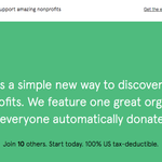 "RT @Jason: Awesome ""@launchticker: .@perrychen, co-founder of @kickstarter, launches @dollaraday http://t.co/ipXiK4wK82"