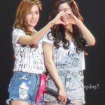 "RT @jessicajung: ""you are all i have"" - tiffany to jessica http://t.co/4xrE0XrdZJ"