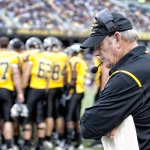 RT @appstate_sports: Be sure to be in your seat by 5:45 on Saturday for Jerry Moore pregame recognition! Tickets: https://t.co/kTVmumciW0 http://t.co/nwrGGWklEb