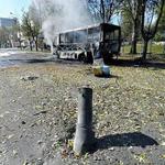 RT @euromaidan: Боевики ДНР обстреливают Донецк, выдавая это за обстрел украинской армией. Видно, что вели ИЗ ГОРОДА (там ВСУ нет). http://t.co/t4BMDvhThx