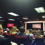 Its a full house for #CCCEOInsights! Its a completely sold out event! http://t.co/nhM1U6S5oh