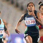 Tintu Luka wins silver in the womens 800m at the #AsianGames2014 READ: http://t.co/LnP6hazHCu #Athletics http://t.co/kWMrjI5P5q