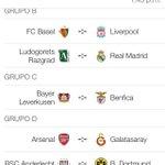 Hoy en la Champions League: http://t.co/6j2bE2omtj