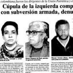 Aida Abella la VÍCTIMA que viaja a la Habana Aquí la tienen>>>> Con el papá de Cepeda. QUE DESCARO !! http://t.co/4zBXjiKsSy