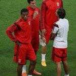 RT @Benficastuff: Derley, Júlio César (@ojuliocesar_12) e Benito (@_lorisbenito). http://t.co/VYWAkaTnL1