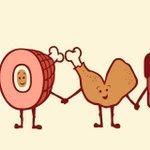 RT @crazy_kutas: 1 октября – Всемирный день вегетарианства. Пойду пожру. http://t.co/43cjjQiUvH
