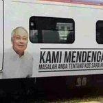 Terima kasih @NajibRazak kerana mendengar masalah kos sara hidup kami dengan menaikkan harga minyak. We love you! ???? http://t.co/dXtVxnffdh
