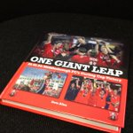 Direct from DNA - One Giant Leap, 200-page hardback, inside story of #Boros 2004 cup win, £15 inc p&p #teestime http://t.co/qHkgVJYYSz