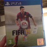 Playing a bit #FIFA15 after the training. Better every year!!! @EASPORTSFIFA http://t.co/ACqvKIOS0T
