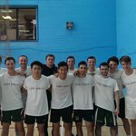 The Mens Badminton 2s & 3s after their respective results #LeedsVarsity http://t.co/APi5aiTZbx