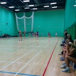 Now onto Netball, with the womens second team. Come on uni!! #LeedsVarsity14 http://t.co/TFlLG5FeDa