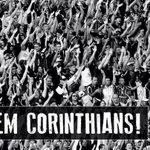 RT @Corinthians: Hoje é dia de cantar até ficar rouco e empurrar o Timão os 90 minutos. Hoje é dia de Corinthians! #CopaDoBrasil http://t.co/gDqMNe4YvZ