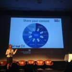 Share your content. Drive traffic to your content hub through à multitude of channels #contentmarketing #EME2014 http://t.co/gYiJsaSaGi