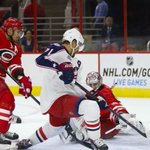 RT @TheCBJArtillery: BOOM! Its @BlueJacketsNHL (preseason) Game Day! #CBJ #WeAreThe5thLine http://t.co/cgFtwG1aEs