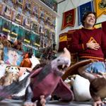 RT @NoticiasCaracol: FOTOS Mexicano logró un Guinness Record con un poco de magia, la de Harry Potter http://t.co/tApUFWbmPY http://t.co/3enASrw42w