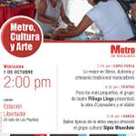 Consulta la programación cultural que tenemos preparada este miércoles para ti y tu familia @TrompoAlDia @EsMaracaibo http://t.co/aAEe6wGFTX