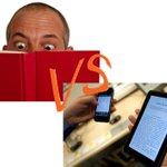 ¿Prefieres leer libros desde un dispositivo electrónico o con un libro de verdad? ¡Tu opinión cuenta! #Honduras #UTH http://t.co/iVsTGWOtB7