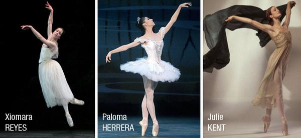 Paloma Herrera, Julie Kent and Xiomara Reyes to Retire as Principal Dancers with ABT http://t.co/evVFWq6Sou http://t.co/8DSZETGA9s