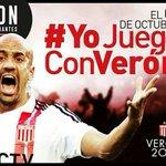 #YojuegoconVeron nuestro emblema siempre ! http://t.co/1F2mbC9E6i