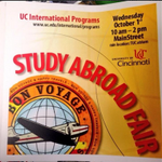 Check out the Study Abroad Fair on MainStreet today to see where your education can take you! http://t.co/DMKQjaqIw3