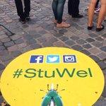 Kom je ook naar Studentenwelkom? Laat het ons weten of zien via hashtag #StuWel http://t.co/HGvppFuz0e