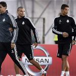 RT @ELTIEMPO: .@JamesDRodriguez iría al banco en juego de #ChampionsLeague de Real Madrid http://t.co/fM50mG0k6x http://t.co/VLaz6UjIln