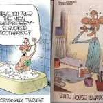 """Why did #Herald change """"Raspberry"""" to """"Watermelon"""" in this cartoon about President Obama? http://t.co/XrAFpKTXf3 http://t.co/7Vz0BQE9JW"""