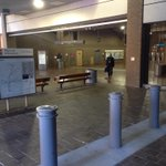 """???? """"@SteveGWSB: GSU MARTA station just reopened after ped. hit and killed on tracks. #wsbtv http://t.co/DcZn1NesBE"""""""