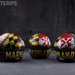 Miss the hand-painted helmets...? Well, theyre back this Saturday vs. Ohio State! #GoTerps #BeatOSU http://t.co/4xkMquWyyH