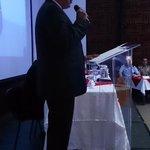 RT @BomberosBogota: @dirbomberosbta da inicio formal al Congreso Internacional de Materiales Peligrosos @Gobiernoaldia http://t.co/PIvQEUrfCs