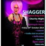 RT @HoltLodgeHotel: @wxmsayshello @DestinationWxm plz RT Shagger #Charity Night @HoltLodgeHotel 24th October for @NightingaleHH #wrexham http://t.co/Ul1TGBbSGC