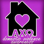 RT @AXO_UTTyler: Its Domestic Violence Awareness month. Help ΑΧΩ raise awareness that Love Shouldnt Hurt ???? http://t.co/DWbUwv42st