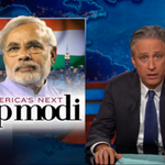 RT @Salon: Jon Stewart dubs Indian Prime Minister Narendra Modi the