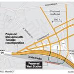 RT @BostonGlobe: The construction of new commuter rail stop, West Station, could transform the Allston area http://t.co/q72gzJdytQ http://t.co/PCP5BFCqgn