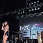 RT @elobservatodo: Serenense Maca Torres es artista invitada en show de Miley Cyrus en #Chile http://t.co/83l9aMrmWR #LaSerena #Chile http://t.co/3bedk3OEy0