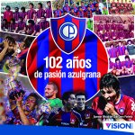RT @VisionBanco: @ccp1912oficial hoy todo el pueblo azulgrana celebra tu grandeza ¡FELIZ ANIVERSARIO! http://t.co/mT8fFnVi7p