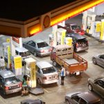 RT @NST_Online: Long queue at petrol stations tonight... http://t.co/fGDnrqCoGh