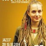 veranstaltung bitte vormerken: NIGRITA soloprogramm #jazzit #salzburg 16.10.2014 http://t.co/5ZOGpgozEY http://t.co/FcTej1pcfx