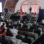 RT @diarioelamerica: Bachelet inaugurará Minera Sierra Gorda http://t.co/8vlIOHvcAU