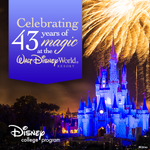 Its been 43 years since Walt Disney World first opened its doors! Apply today! #DisneyCP http://t.co/PYRu0E3ErJ http://t.co/5WVGiJ2i8Q