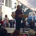 """Presidenta Michelle Bachelet: """"Estamos creando una cultura de respeto e inclusión hacia nuestros adultos mayores"""" http://t.co/Z0DqO2MbmM"""