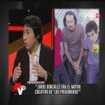 """Claudio Narea: """"Jorge González era el motor creativo de Los Prisioneros"""" #UnPrisioneroMV http://t.co/FJDfYLg6OV http://t.co/ZgOIi8skv9"""