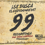 ¡El dije #99, sigue perdido! Si lo tienes, envía un correo a contacto@cd9.mx ¡Tienes hasta las 17:00 hrs! #BuscoElCD9 http://t.co/1pZcdN1iEQ